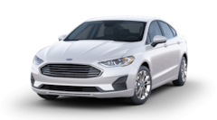New 2020 Ford Fusion Hybrid SE Sedan for sale in Jersey City