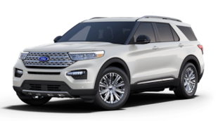 2021 Ford Explorer Limited SUV 1FMSK8FH2MGB17098