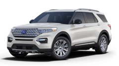 New 2021 Ford Explorer Limited SUV near Westminster