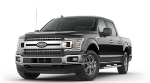 2020 Ford F-150 XLT 4x4 SuperCrew Cab Styleside 5.5 ft. box 145 in