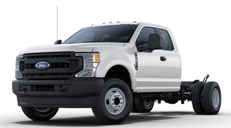 2020 Ford F-350 Chassis Supercab