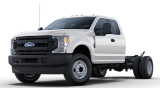 New 2020 Ford F-350 Chassis XL Truck Super Cab for sale near Boston MA at Muzi Ford