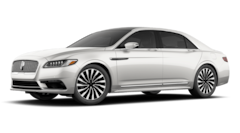 New 2020 Lincoln Continental Black Label Car near Denver