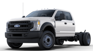 New 2020 Ford F-550 Chassis XL DRW Truck in Winchester, VA