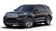 new  2020 Ford Explorer Platinum SUV for sale in Conneaut, OH