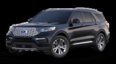 New 2020 Ford Explorer Platinum SUV in Rye, NY
