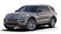 New 2021 Ford Explorer Limited 4WD Sport Utility for Sale in Watseka, IL