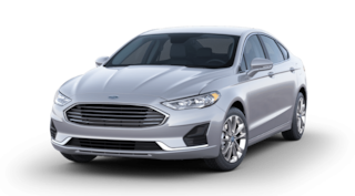2020 Ford Fusion Hybrid SEL w/Navigation SEL FWD