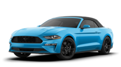 2020 Ford Mustang Ecoboost Convertible For Sale In Jackson, Ohio