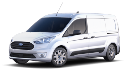 2021 Ford Transit Connect Commercial XLT Cargo Van Commercial-truck