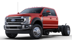 New 2020 Ford Chassis Cab F-550 Lariat Commercial-truck in Archbold, OH