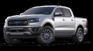 2020 Ford Ranger 4x4 Supercrew Lariat Truck