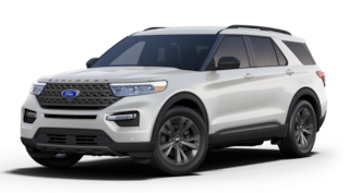 New 2021 Ford Explorer XLT SUV For Sale McComb MS