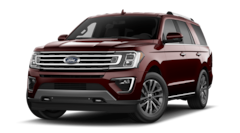 New 2020 Ford Expedition Limited SUV in Jackson, OH
