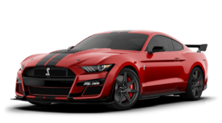2021 Ford Shelby GT500 Base Coupe