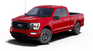 2021 Ford F-150 XLT Extended Cab Pickup