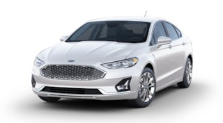 2020 Ford Fusion Energi Titanium Titanium FWD