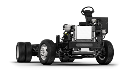2020 Ford F-59 Commercial Stripped Chassis Truck