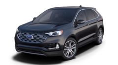 New 2021 Ford Edge Titanium Crossover FAH210335 in Getzville, NY