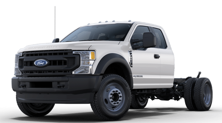 2020 Ford F-550 Chassis Supercab