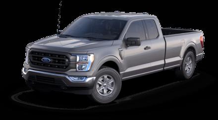 2021 Ford F150 Pickup XL 2021 FORD F-150 XL SUPER CAB  145 WB 4WD