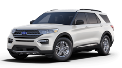 new 2020 Ford Explorer XLT SUV in ontario oregon