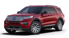 2020 Ford Explorer Limited Limited 4WD in Jasper, IN