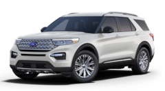 New 2021 Ford Explorer for sale near Pine Bluff
