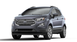 New 2021 Ford EcoSport SE SUV Mesa, AZ