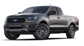 2020 Ford Ranger XLT 4WD SuperCab 6' Box XLT