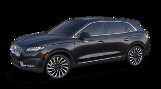 2020 Lincoln Nautilus Black Label Crossover