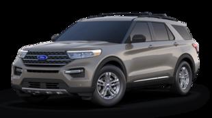 2021 Ford Explorer XLT Wagon