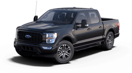 New 2021 Ford F-150 XL Truck SuperCrew Cab for sale in Sturgis, SD