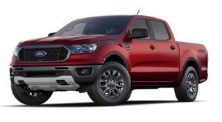 2021 Ford Ranger 2DR 4WD Sprcab 5BOX Truck