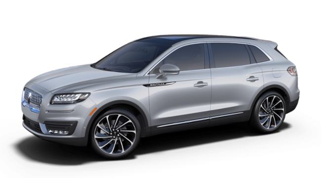 New 2020 Lincoln Nautilus Reserve Crossover Near Detroit