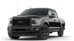 2020 Ford F-150 Lariat 4WD Supercrew 5.5