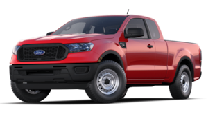 2020 Ford Ranger XL Cab; Super Cab