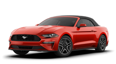 2020 Ford Mustang I4 Convertible