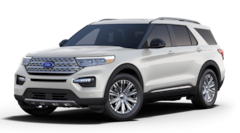 New 2021 Ford Explorer Limited SUV for sale in Grand Rapids