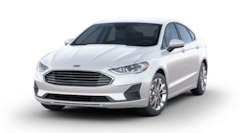 New 2020 Ford Fusion SE Sedan near Jackson Township