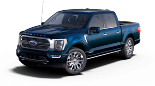 2021 Ford F-150 Limited Limited 4WD SuperCrew 5.5 Box