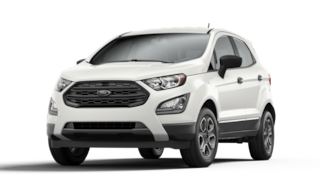 New 2021 Ford EcoSport S SUV Mesa, AZ