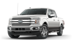 New 2020 Ford F-150 Lariat 4X4 Truck SuperCrew Cab for Sale in Leesville, LA