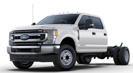 2021 Ford Chassis Cab F-350 XLT Commercial-truck