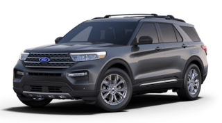 New 2021 Ford Explorer XLT SUV in Arroyo Grande, CA