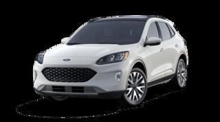 2020 Ford Escape Hybrid Titanium SUV in Las Vegas, NV