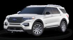 New 2021 Ford Explorer King Ranch SUV in Seminole, OK