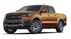 New 2020 Ford Ranger LARIAT Crew Cab Pickup For Sale or Lease in Somerset, PA