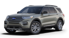 New 2020 Ford Explorer XLT SUV in Archbold, OH