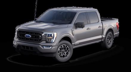 2021 Ford F-150 Hybrid XLT 4WD Truck SuperCrew Cab